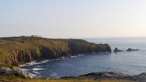 Land-Ende Cornwall England Lizenzfreie Stockfotos