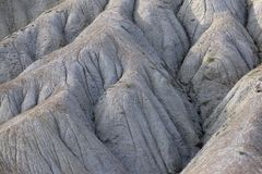 Land erosion Stock Photos