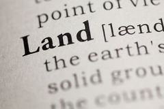 Land Royalty Free Stock Images