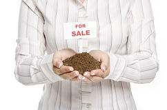 Free Land For Sale Royalty Free Stock Images - 24937499