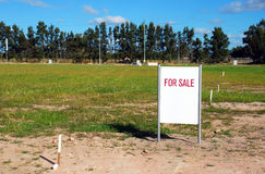 Free Land For Sale Royalty Free Stock Photos - 5267368