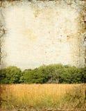 Land-Hintergrund lizenzfreie abbildung