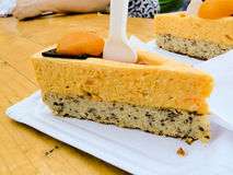 land hungary för 2011 cake Arkivfoton
