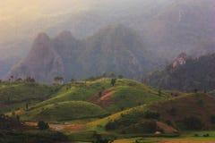 Land i Thailand Royaltyfria Foton
