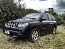 Land-Jeep Lizenzfreies Stockbild