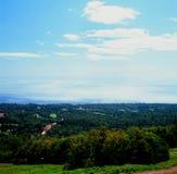 Land, Lake and Sky - Northern Minnesota Royalty Free Stock Images