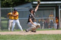 Land of Lakes-Southwest Division Baseball Royalty Free Stock Photo