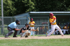 Land of Lakes-Southwest Division Baseball Royalty Free Stock Images
