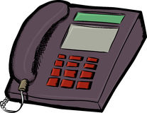Land Line Telephone Royalty Free Stock Image