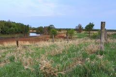 Land of the prairie Stock Photos