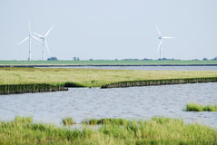 Land reclamation Stock Photography