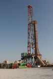 Land rig Royalty Free Stock Photos