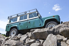 Land Rover Royalty Free Stock Image
