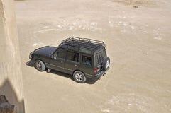 Land Rover foto de archivo libre de regalías