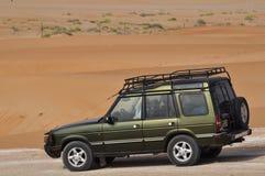 Land Rover Lizenzfreie Stockfotos