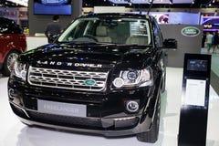 Land Rover Lizenzfreies Stockfoto