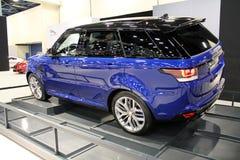 Land Rover 2015 Стоковое Фото