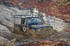 Land Rover 4x4 Stock Photography