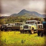 Land Rover Lizenzfreie Stockbilder