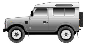 Land Rover 90 Royalty Free Stock Photography