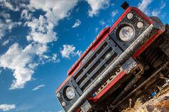 Land Rover Defender Stock Photography