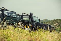 Land Rover Defender 110 suv Stock Photos