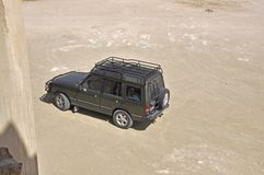 Land Rover Royalty Free Stock Photo