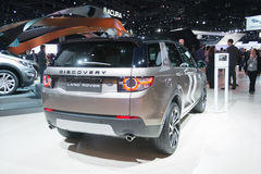 Land Rover Discovery Royalty Free Stock Images