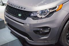 Land Rover Discovery Stock Photo