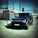 Land Rover Discovery 4 (LR4) Stock Photos