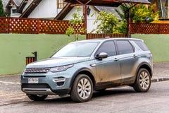 Land Rover Discovery Sport Lizenzfreie Stockfotografie