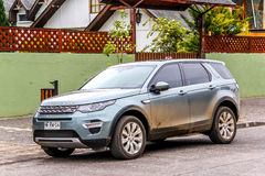 Land Rover Discovery Sport Royalty Free Stock Photography