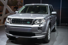 Land Rover Freelander 2 new  - world premiere Stock Photos