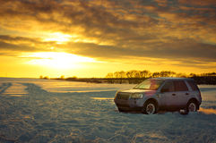 Land Rover Freelander Stock Image