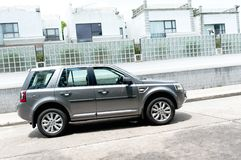 Land Rover Freelander 2 Stock Image