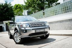 Land Rover Freelander 2 Stock Photos