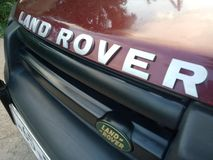 Land Rover Freelander 1 stock photography