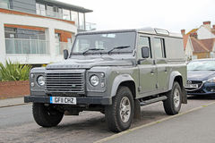 Land rover jeep Stock Image