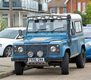 Land rover 90 Stock Photography