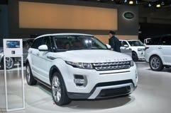 Land Rover Range Rover Evoque Stock Image