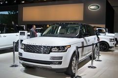 Land Rover Range Rover Stock Images