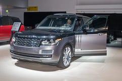 Land Rover Range Rover SV autobiografia zdjęcia royalty free
