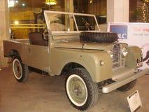 Land Rover serieproducent Rover Company arkivfoton
