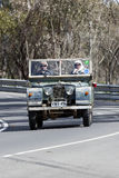 1955 Land Rover Series 1 Nut stock foto