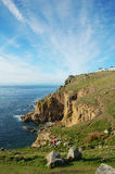 Land's end Stock Photography