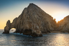Land's End Imagem de Stock Royalty Free
