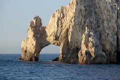 Land's End Arch in Cabo San Lucas, Mexico. Land's End Arch with calm seas in Cabo San Lucas, Mexico Stock Photo