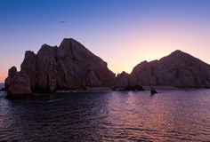 Land's End in Cabo San Lucas Stock Photography