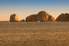Land's End in Cabo San Lucas Royalty Free Stock Photos