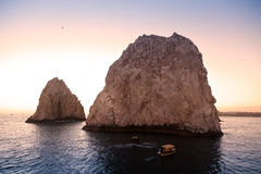 Land's End in Cabo San Lucas, Mexico Stock Images